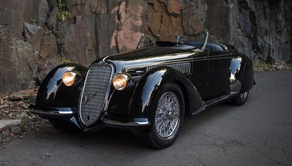 Pagan 18,9 millones de dólares por este Alfa Romeo