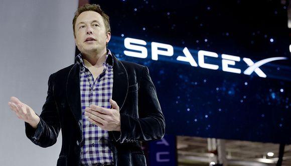 Cuando Elon Musk, fundador y CEO de SpaceX. (Foto: Getty Images)