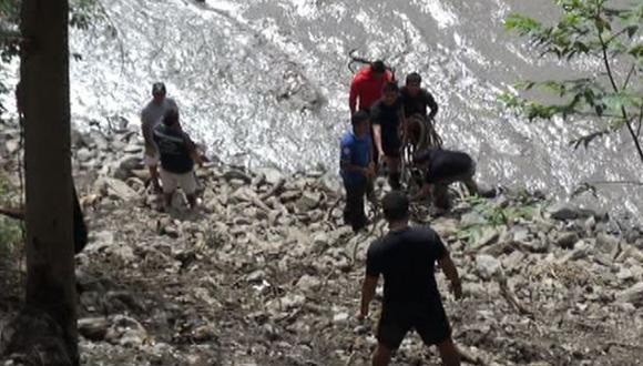 Río Urubamba: Hallan 3 cadáveres de desaparecidos por naufragio