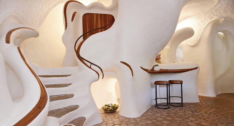 Construida en los años 70, la Bloomhouse es un ícono arquitectónico de Texas, Estados Unidos. (Foto: Airbnb.com)