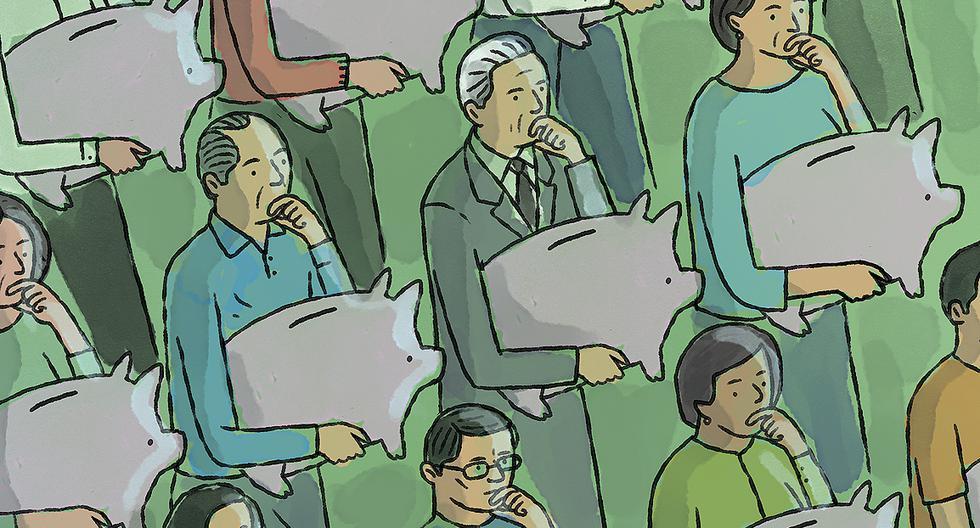 Actualmente, los afiliados que aplican al REJA lo hacen entre los 56 y los 59 años. (Ilustración: Víctor Aguilar Rúa).