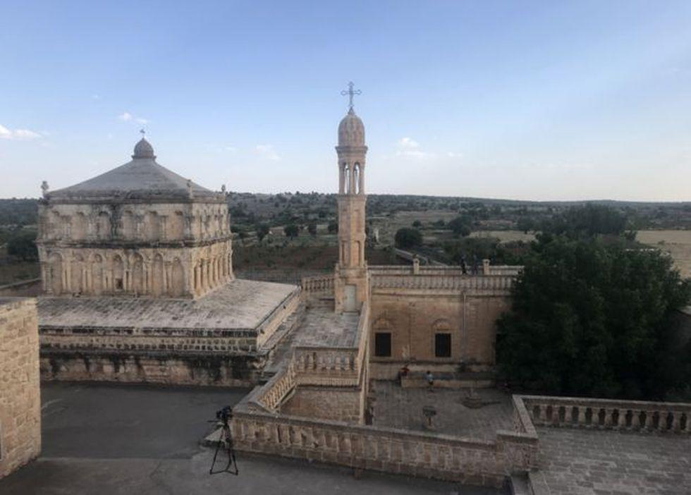 La iglesia de Yoldath Aloho fue construida hace casi 1.500 años.