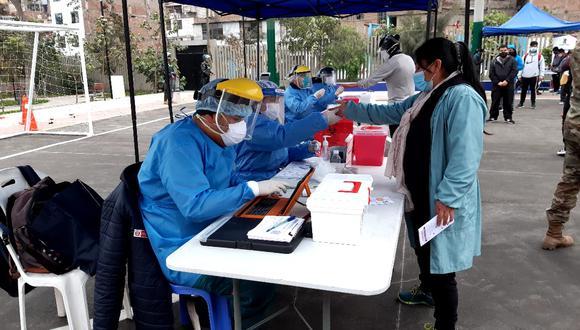 Ica: En la tercera intervención de la Operación Tayta se aplicarán 15 mil pruebas rápidas en el distrito de Parcona y el Cercado de Ica.