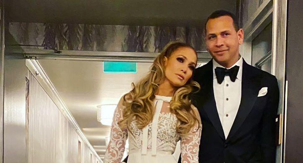 Jennifer Lopez y Alex Rodríguez demuestran que el aislamiento social no ha hecho otra cosa más que unirlos. (Fotos: Instagram)