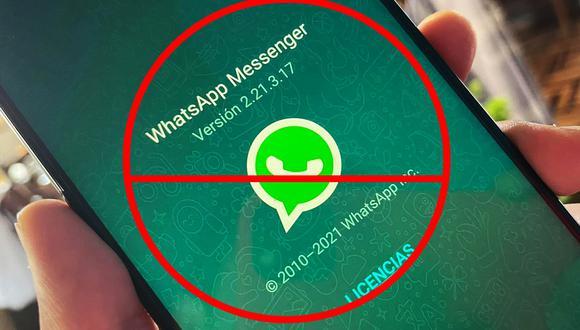 ¿Sabes por qué no puedes enviar ni recibir mensajes de WhatsApp? Realiza estos pasos. (Foto: MAG)