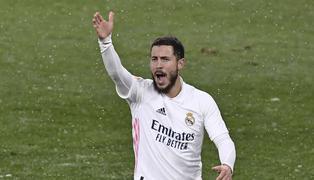 """Eden Hazard fue criticado por excrack del Real Madrid: """"No ha ofrecido prácticamente nada"""""""