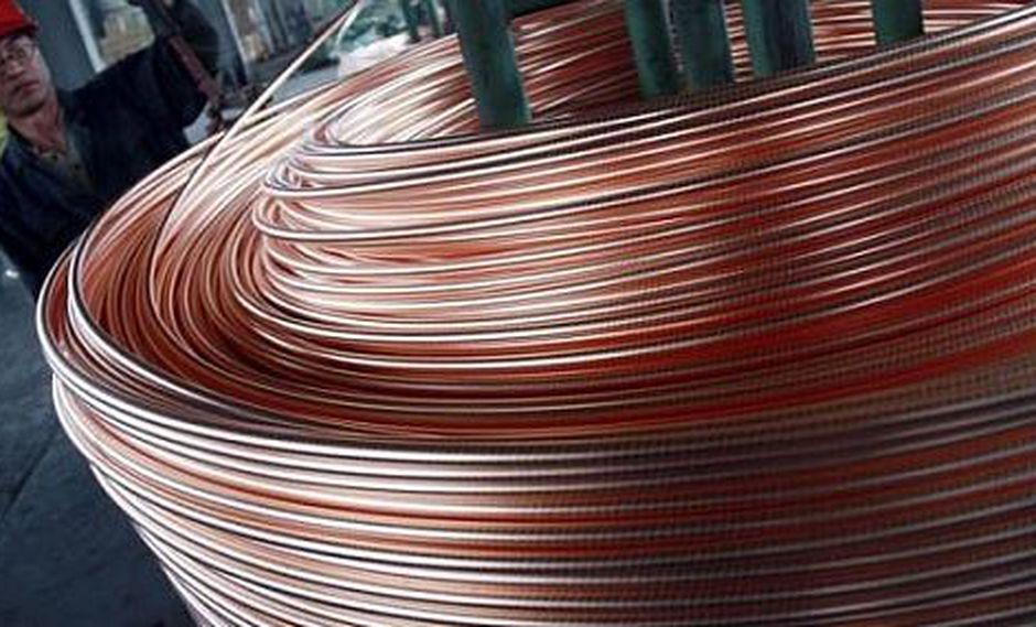 El cobre tocó US$6,182 por tonelada, su nivel más alto desde el 13 de diciembre. (Foto: Reuters)