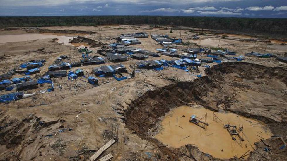 En 2015 ejecutaron 100 interdicciones contra la minería ilegal - 2