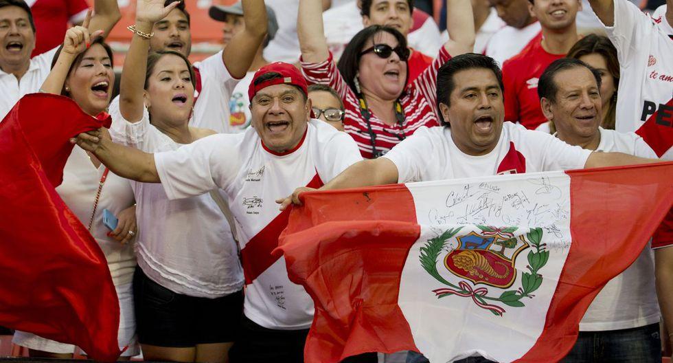 Perú vs. Estados Unidos: mira las imágenes del partido (FOTOS) - 7