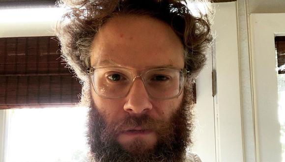 Seth Rogen: comediante se une a clases por Zoom en Estados Unidos. (Foto: Instagram| sethrogen)