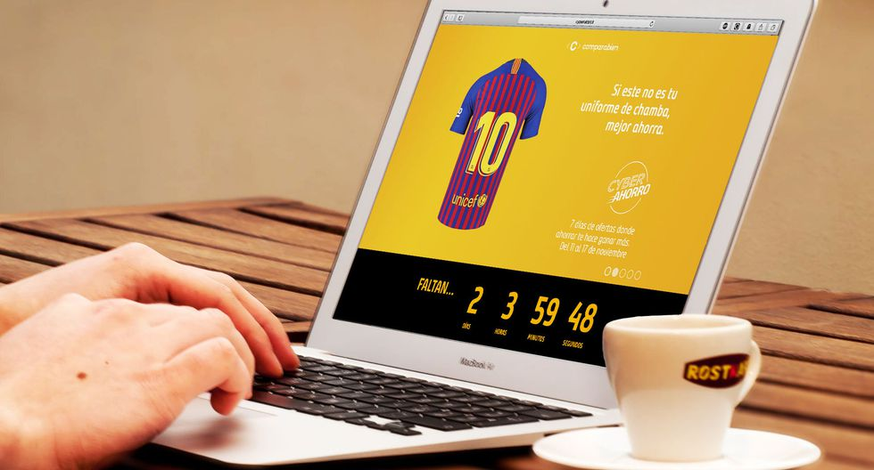La segunda edición del Cyber Ahorro registraría alrededor de 500.000 visitas. (Foto: Difusión)