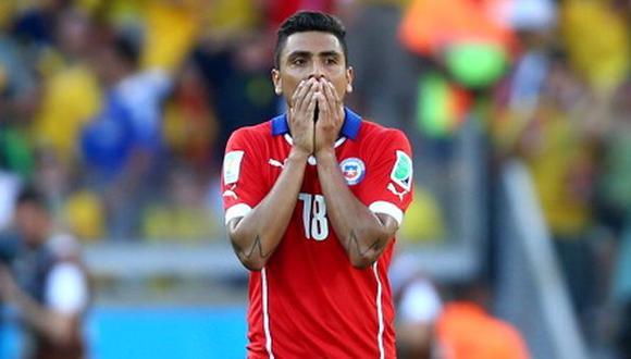 Gonzalo Jara no jugará ante Perú tras sancion de tres fechas
