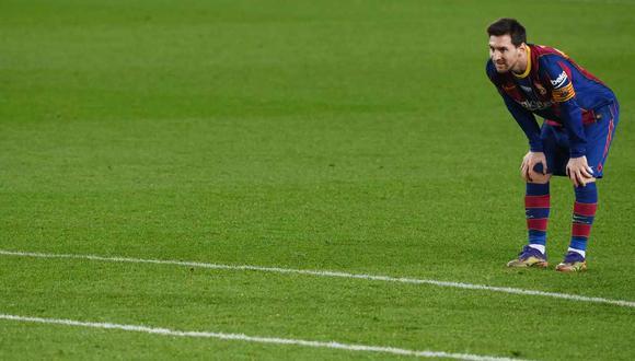 Lionel Messi no merecía el top 3 de The Best, según el hermano de Toni Kroos. (Foto: AFP)