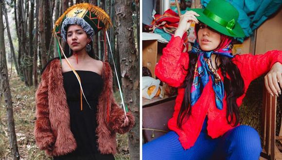 Renata Flores Rivera se ha convertido en una de las más grandes figuras de la música, el quechua y el trap. (@renatafloresrivera).