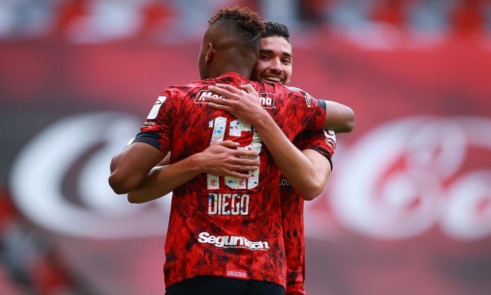 Toluca recibe al América en el Nemesio Diez por la jornada 16 de la Liga MX | Foto: @toluca