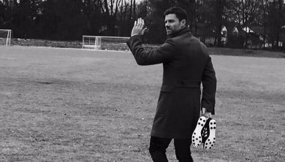 Xabi Alonso sorprende al anunciar su retiro del fútbol