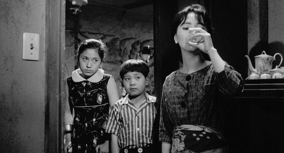 El manantial de la doncella (Kim Ki-young, 1960)