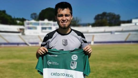 Rodrigo Cuba, lateral derecho de Zacatepec. (Foto: Instagram)
