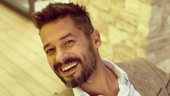"""Quién es Anil Ilter, el actor turco que da vida a Anil Ilter en """"Love Is in the Air""""  (Foto: Instagram/Anil Ilter)"""