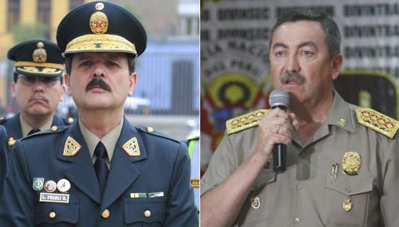 Luis Praeli y Raúl Salazar declaran ante Comisión López Meneses