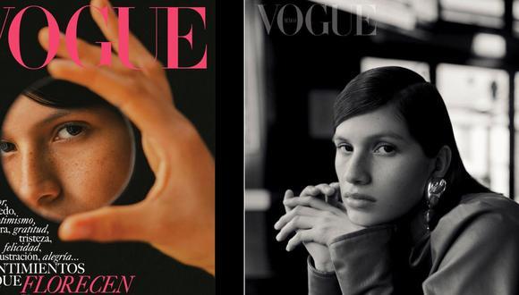 La modelo peruana Patricia del Valle sigue dejando huella en mundo de la moda, protagonizando esta vez la más reciente portada de Vogue Latinoamérica. (Fotos: IG/ @voguemx)