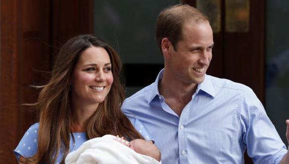 Nació la hija del príncipe Guillermo y la duquesa Catalina