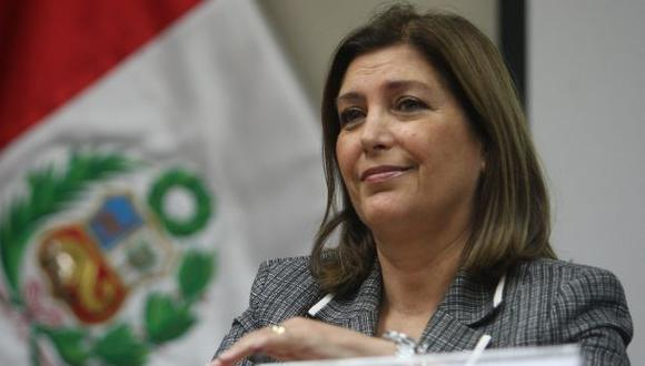 Ex canciller Eda Rivas es la nueva embajadora de Perú en Italia