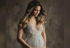 Instagram: María Grazia Gamarra luce su avanzado embarazo con tierna foto