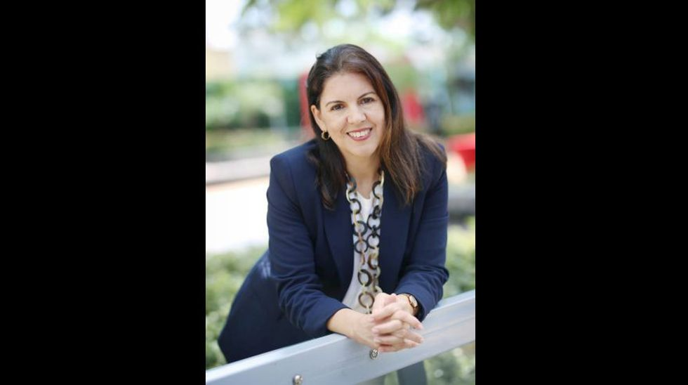 Cómo es ser vicerrectora de una de las universidades más influyentes del país, por Milagros Morgan.