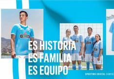 Sporting Cristal: así serían las camisetas de los rimenses para la temporada 2021   FOTOS