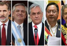 Los líderes, jefes de Estado y diplomáticos que vendrán a la juramentación de Pedro Castillo