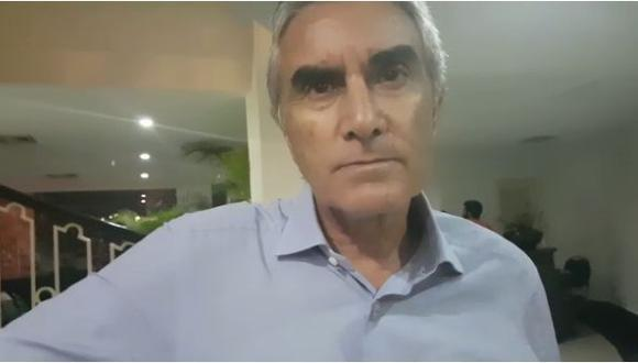 """Juan Carlos Oblitas: """"Gareca se está jugando por este grupo"""""""