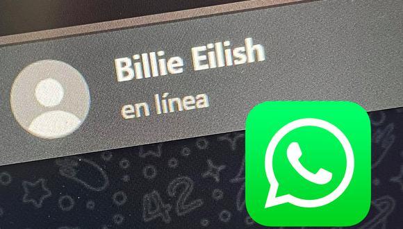 """Conoce el método para evitar aparecer """"en línea"""" en WhatsApp Web. (Foto: MAG)"""