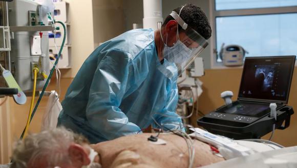 Coronavirus en Estados Unidos | Últimas noticias | Último minuto: reporte de infectados y muertos hoy, viernes 09 de abril del 2021 | Covid-19. (Foto: REUTERS/Shannon Stapleton).