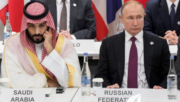 Arabia Saudita y Rusia parecen haber renunciado a seguir cooperando para apuntalar el precio del petróleo. (Foto: Getty Images)