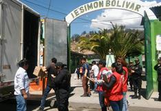 Elecciones 2018: distribuyen material electoral en locales de votación de Áncash