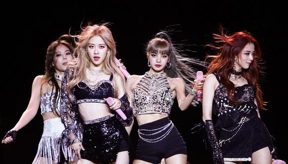 La bandas surcoreanas Blackpink y BTS aparecen en el YouTube Rewind 2019. (Foto: AFP)