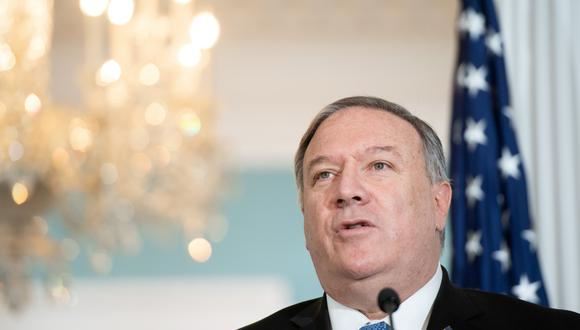 Mike Pompeo. (REUTERS/File Photo)