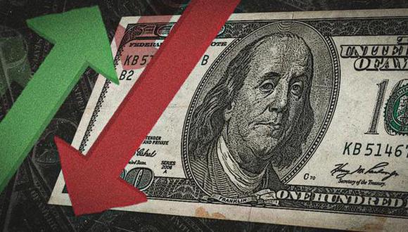 En las casas de cambio y las calles de la capital (mercado paralelo), el tipo de cambio cotizaba a S/3,940 la compra y a S/3,970 la venta. (Ilustración: El Comercio)