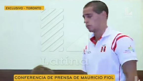 Mauricio Fiol derramó lágrimas y pidió perdón al Perú