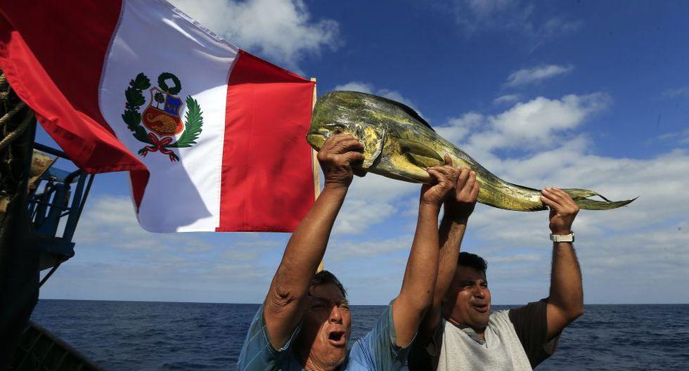 El Comercio en el mar reconocido como peruano por La Haya - 3