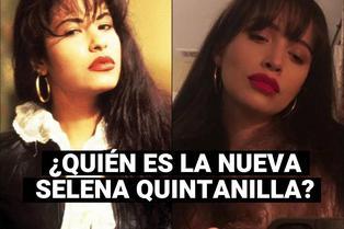 Christian Serratos: conoce a la protagonista de la nueva serie de Selena en Netflix