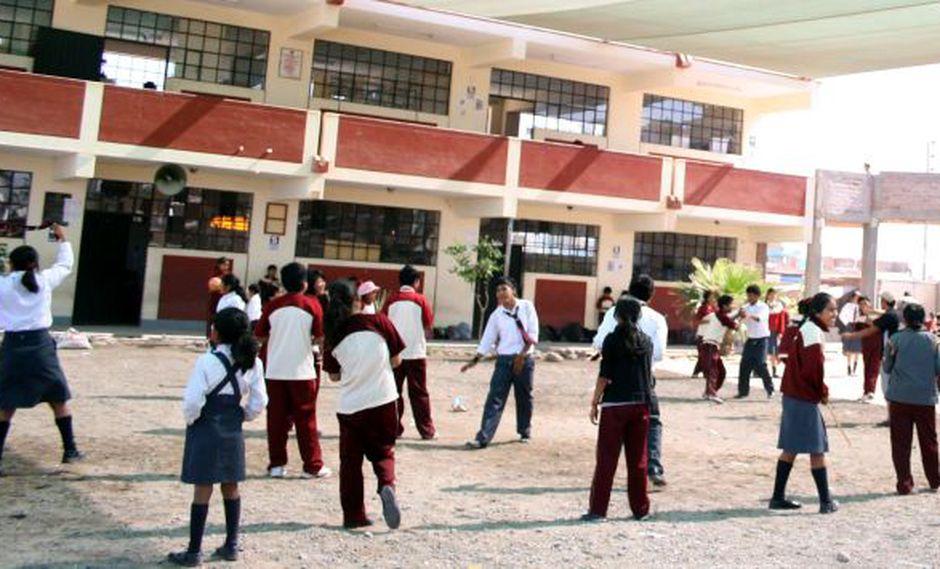 La medida se tomó para salvaguardar la integridad física de los estudiantes, según informó el director de Educación del Cusco, Elías Meléndez. (Foto: USI)