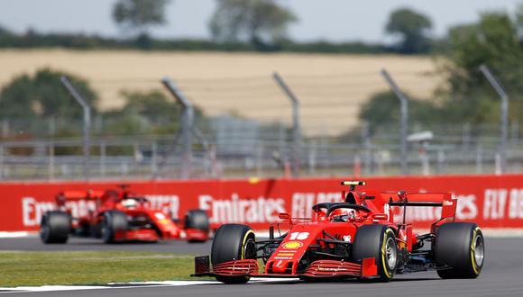 Ferrari solo ha logrado un podio en las tres primeras carreras. Fue el segundo lugar de Leclerc en Austria. (Foto: AFP)