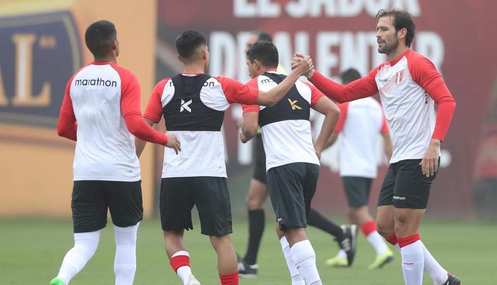 La selección peruana Sub 23 empató 2-2 contra Sport Boys. (Foto: @SeleccionPeru)