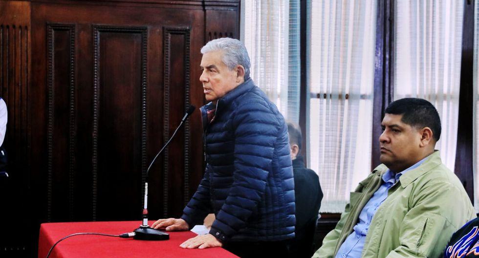 César Villanueva, integrante del Congreso disuelto, está siendo investigado por supuestos pagos ilícitos de Odebrecht cuando era gobernador regional. (Foto: GEC)