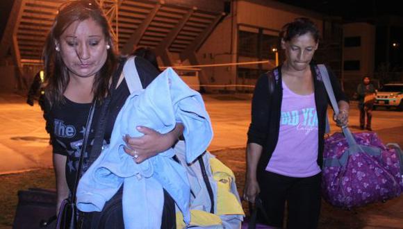 Terremoto en Chile: 47 peruanos repatriados desde Iquique