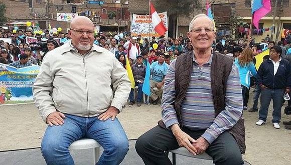 """Bruce: """"Unión civil formará parte de plan de gobierno de PPK"""""""
