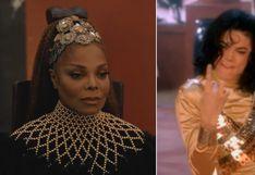 Janet Jackson recrea video de Michael Jackson por su cumpleaños