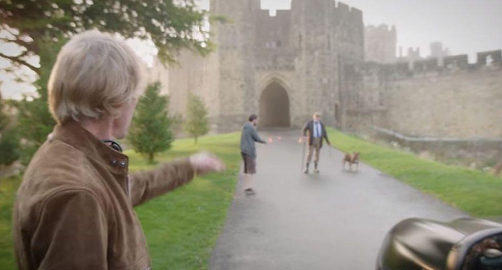 Tras encontrar un papel para ella en la película, Freya también encontró una amorosa familia. (Foto: YouTube)